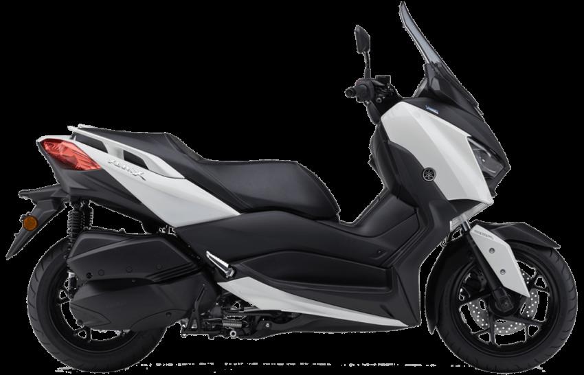 Yamaha XMAX side-min