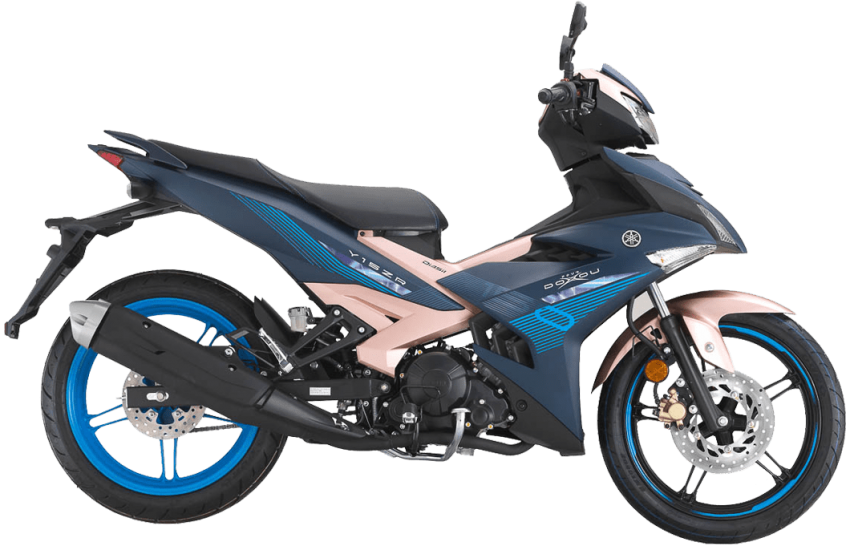 Yamaha Y15ZR side-min
